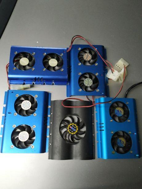 Coolers de Discos Mecânicos