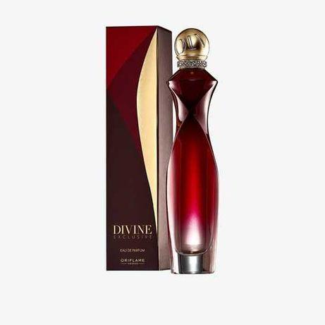 Eau de Parfum Divine Exclusive com cristais