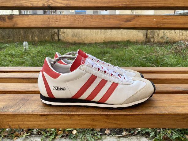 Оригинал кожаные кроссовки Adidas Originals Nite Jogger Plus 132134