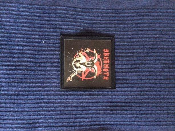 Behemoth naszywka na plecak, metal, rock