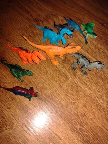 Dinozaury zabawki dla dzieci