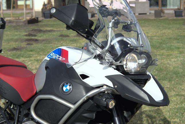 BMW GS 1200 Adventure zestaw oryginalnych kufrów