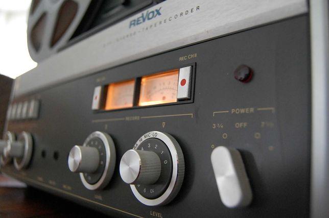 Revox A77 MK IV magnetofon szpulowy