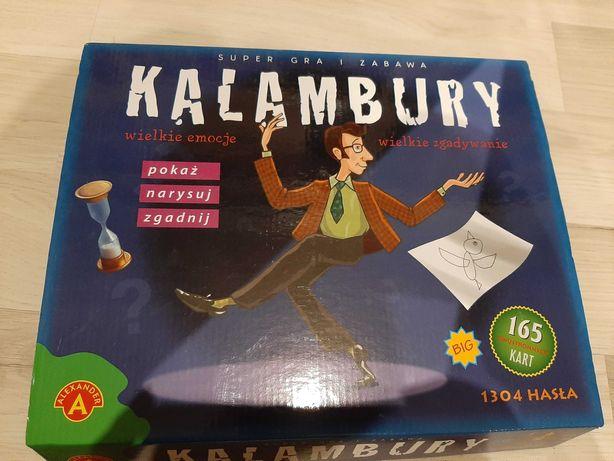 Kalambury gra big 165 kart