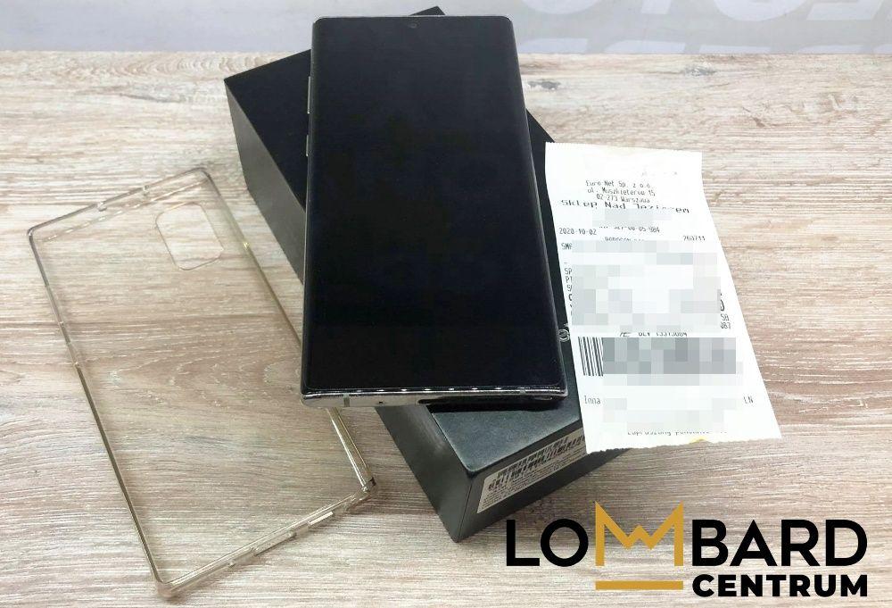 Samsung Galaxy Note 10 + 256GB komplet/gwarancja Konin - image 1