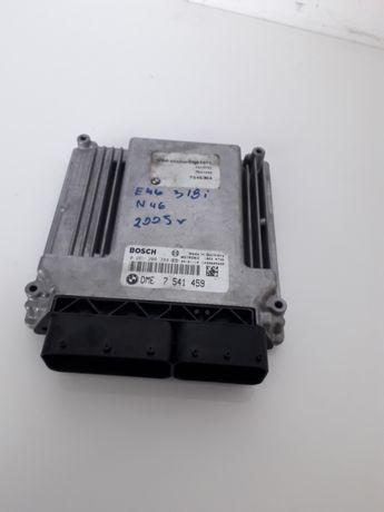 GA/B3 BMW e46 e90 318i N46 sterownik komputer silnika 7.541459