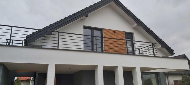 Balustrada nowoczesna,  balustrada, poręcz