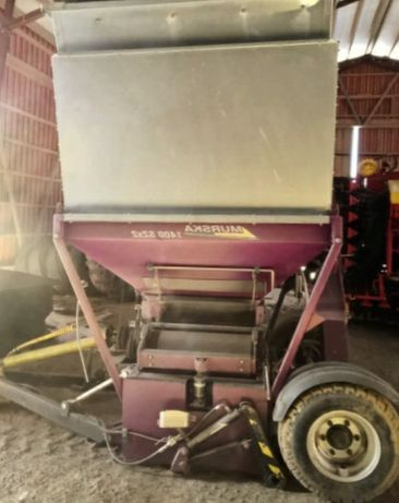 Gniotownik do kukurydzy i zboża MURSKA 1400 S2x2