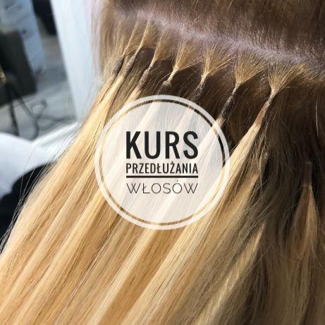 PROMOCJA ! Kurs Szkolenie przedłużanie włosów
