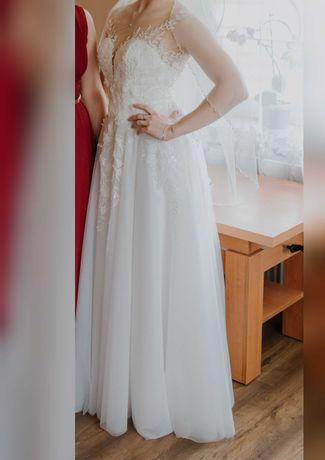 Suknia ślubna 1500 zł