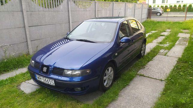 Seat Leon 1M1 2003 1.6 16 V 105 KM GAZ!!