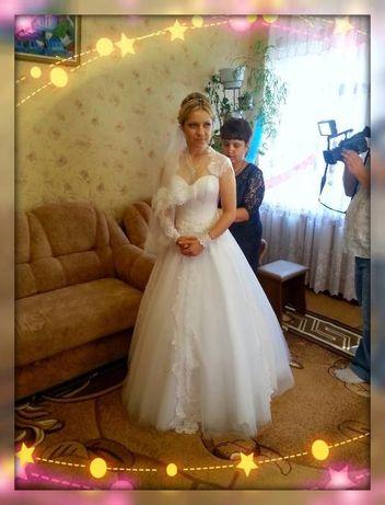 """продам свадебное платье """"Скарлет"""""""