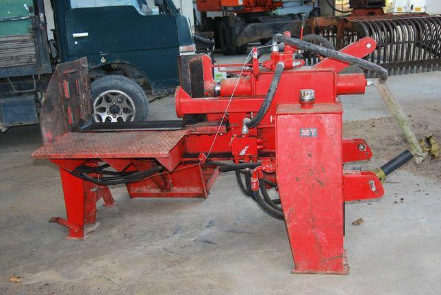 Rachador de lenha  para tractor