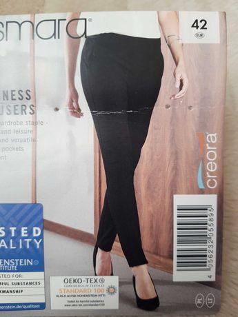 Nowe spodnie damskie w kantke Esmara r. 42