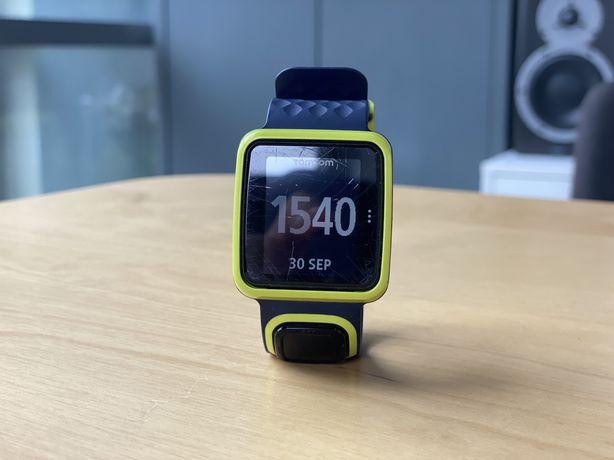 Smartwatch TomTom Multisport bieganie GPS