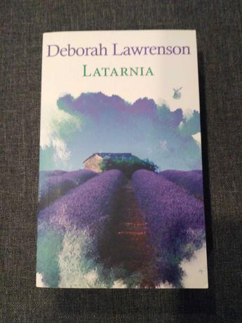 Książka - Latarnia D. Lawrenson!