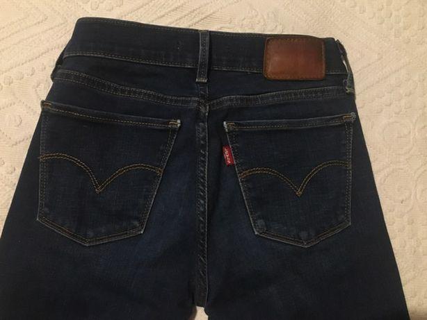 Jeans Levis 710 tam. 24 (34)