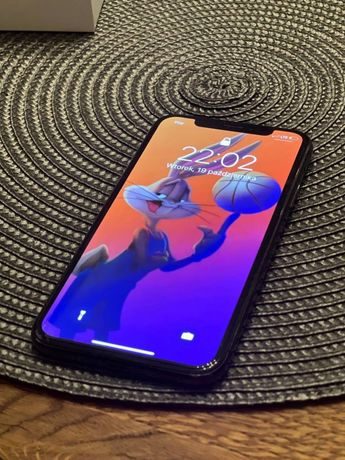 iphone X 256gb 100% bateri space grey