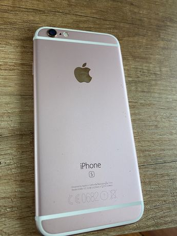 Apple iPhone 6S 32Gb różowy pink