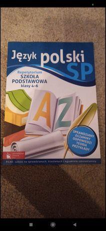 Repetytorium Język polski dla klas 4-6