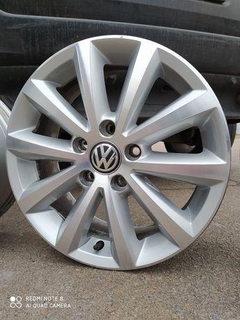 Диски литые оригинал Volkswagen Caddy VW Jetta Golf Touran R16(5*112)