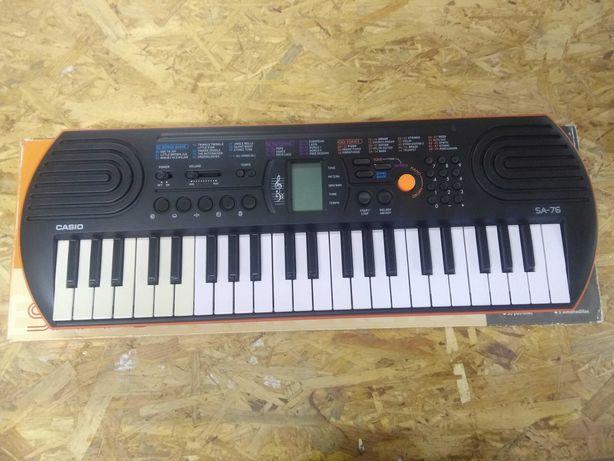 Keyboard Casio SA 76