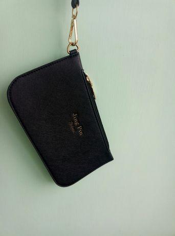 Сумка жіноча чорна, клатч, сумочка