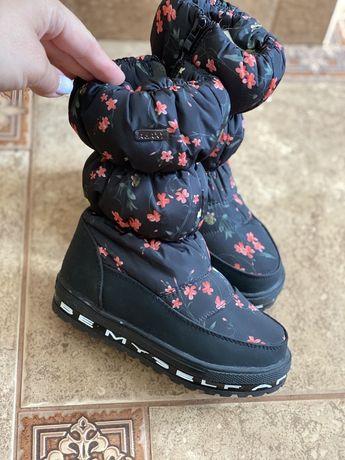 Дутики,дутіки,сапожки,ботинки