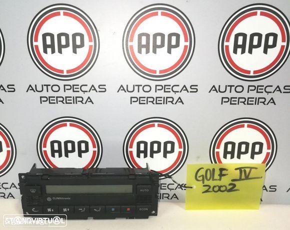 Comandos AC Sofagem Climatronic Vw Golf 4.