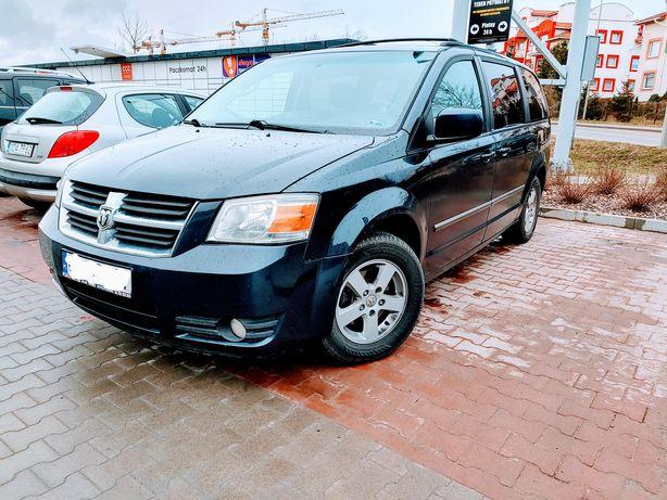 Dodge Grand Caravan/Chrysler Grand Voyager/4.0LPG/22700zł netto