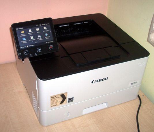 Canon i-SENSYS LBP-215x Wi-Fi Идеальное состояние! Цена с НДС. 052
