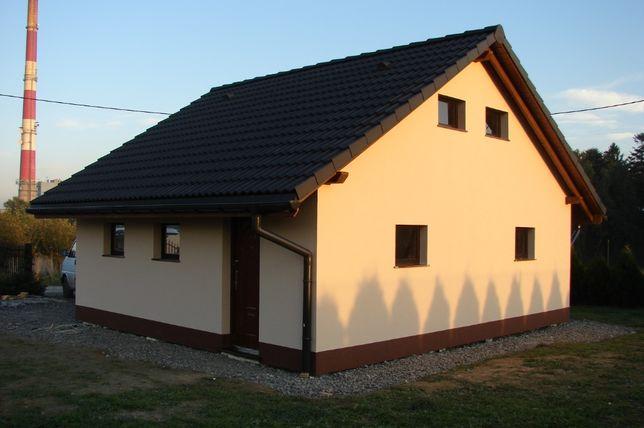 Budowa domów od podstaw, więźby dachowe, pokrycia