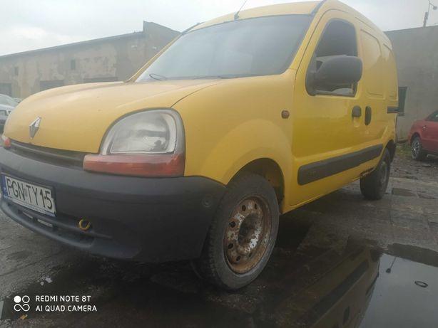 błotnik lewy Renault Kangoo