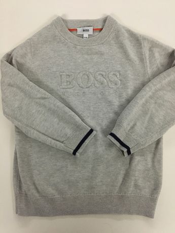Camisola de malha/pulôver Hugo Boss menino