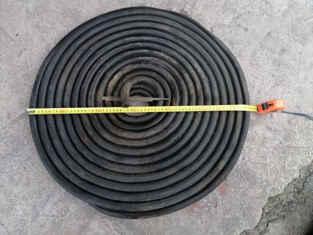 Шланг резиновый вакуумный внутренний диаметр 8мм толщина стенки 8мм