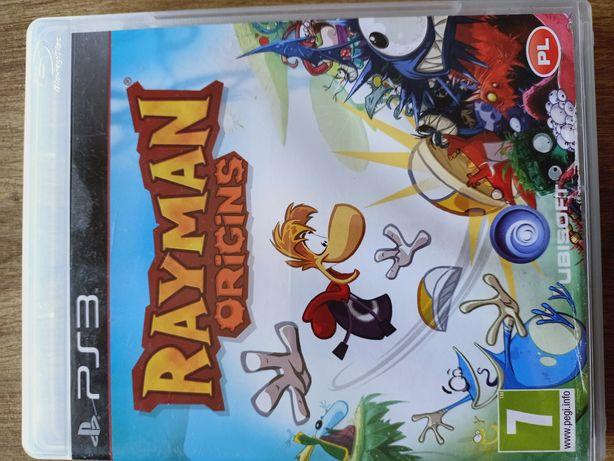 Gra PS3 Rayman Origins PL