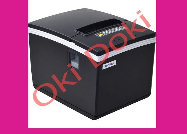 Xprinter XP-N260H Принтер чеков с автоматическим обрезч Poster 1C Рест