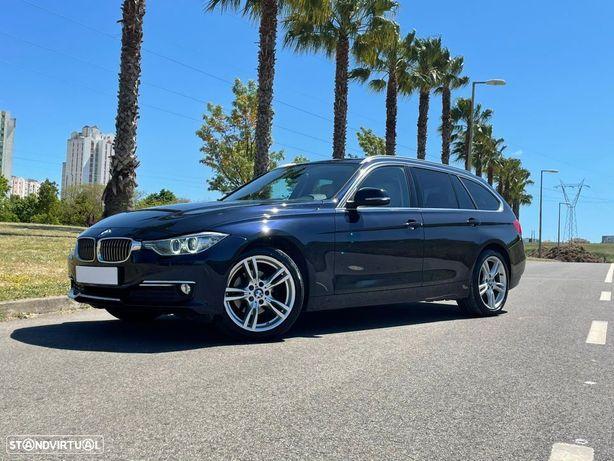 BMW 316 d Touring Auto Line Luxury