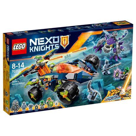 Lego (Лего) NEXO KNIGHTS Всюдихід Аарона 4х4 70355