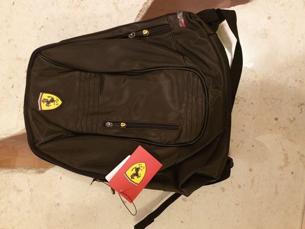 Nowy plecak torba torebka super Ferrari Ferari Na prezent święta