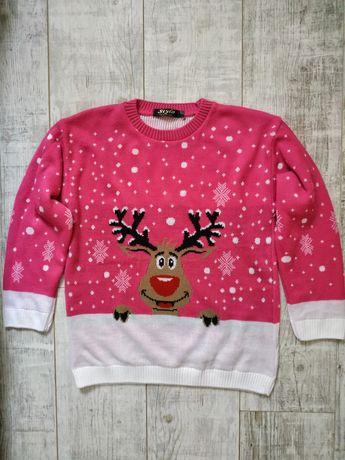 Кофта, свитер новогодний, рождественский