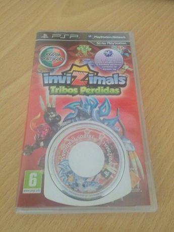 Invizimals Tribos Perdidas para PSP