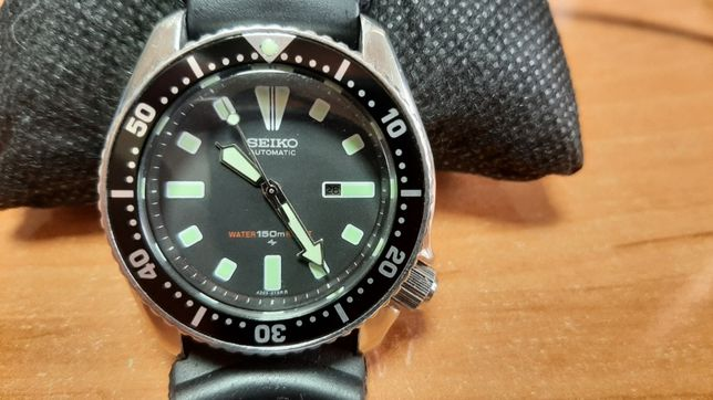 Seiko Divers 4205 0155 37 mm