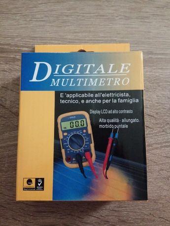 Цифровой мультиметр тестер UK-830LN