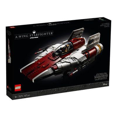 Конструктор LEGO Star wars A-wing Starfighter (75275)