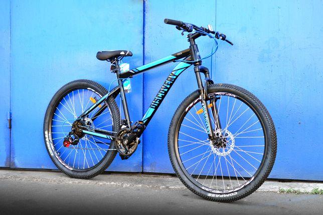 "Новый велосипед 27.5-29"" Discovery TREK DD 2021 (рама 19 21, дисковые)"