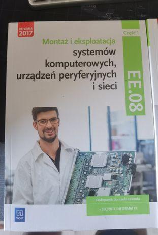Montaż i eksploatacja systemów komputerowych, urządzeń peryferyjnych..