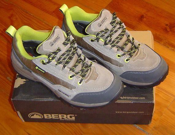 Sapatos BERG OUTDOOR Waterproof Exclusivos 39, 40, 41 NOVOS