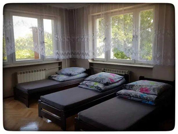 Kwatery pracownicze Warszawa Białołęka noclegi pokoje hostel Marki