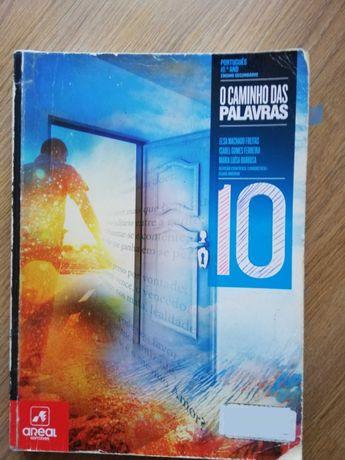 Livro Português 10º ano